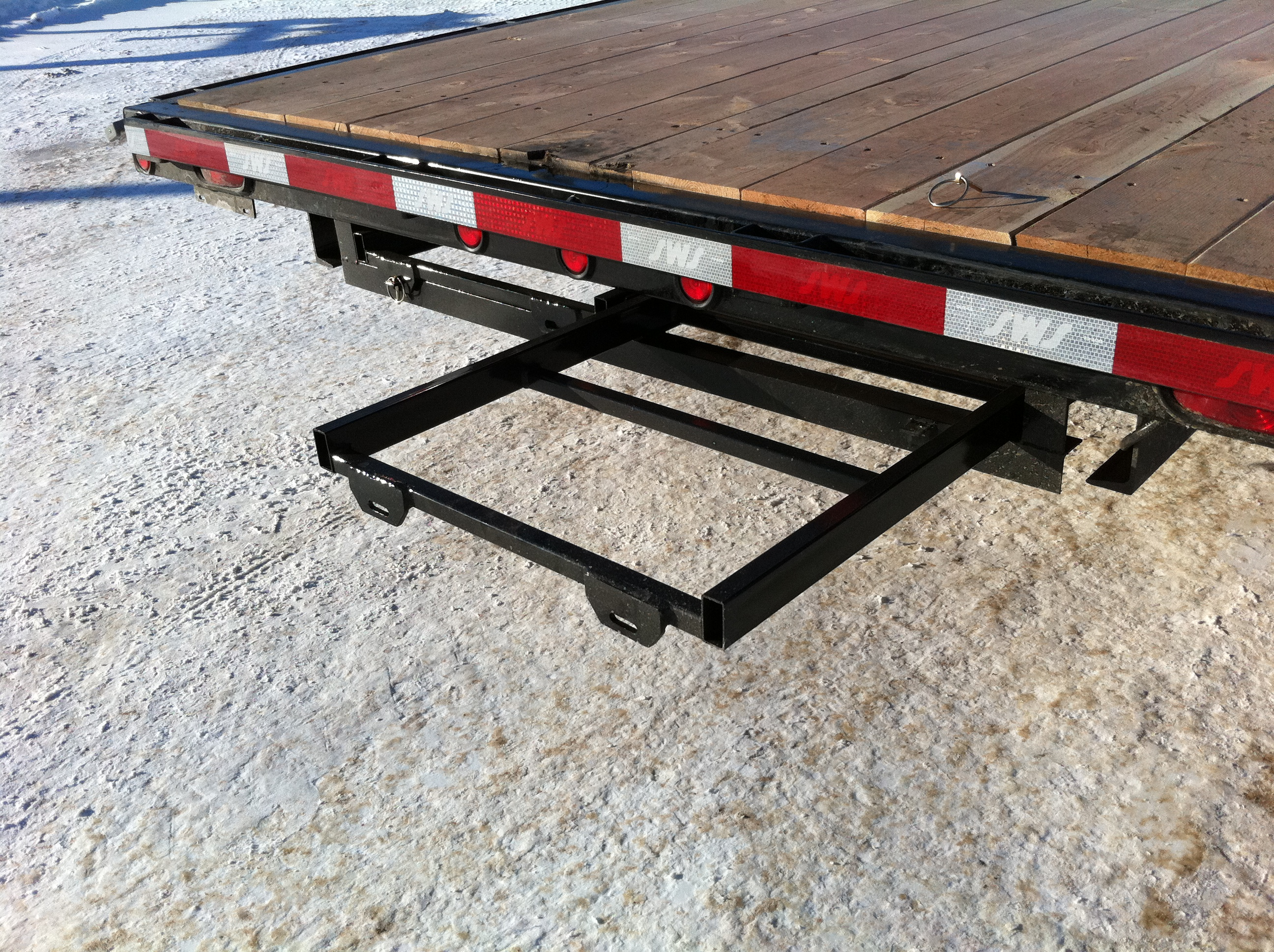 2019 22 Atv Utility Sled Trailer Tandem Axle Sws Trailers Double For Wiring Diagram